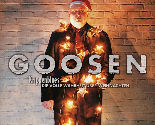 Frank Goosen – »Krippenblues – Die volle Wahrheit über Weihnachten«