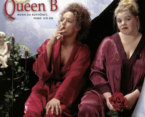 Queen B – »Wenn du aufhörst, fang ich an«