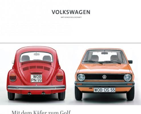 Volkswagen AG – »Mit dem Käfer zu Golf.«
