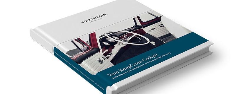 Buch: Volkswagen AG – »Vom Knopf zum Cockpit«