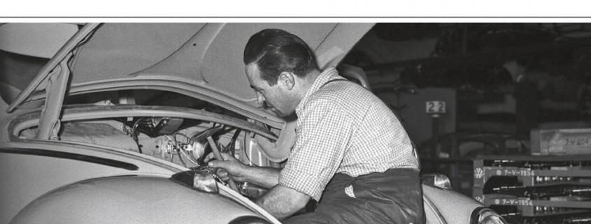 Volkswagen AG – »Zuhause bei Volkswagen.«
