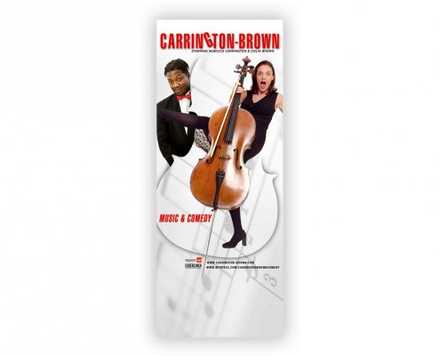 Carrington-Brown – »Roll-up-Poster«