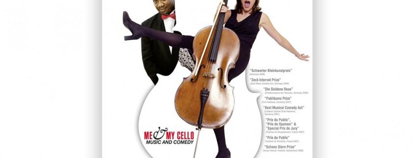 Carrington-Brown – »Me & My Cello«