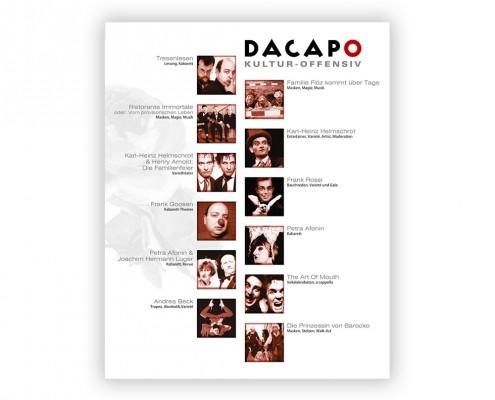 Dacapo – Kultur Offensiv