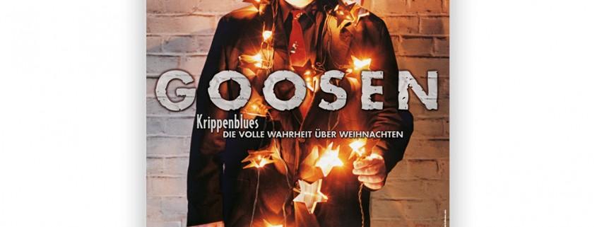 Frank Goosen – »Krippenblues …«