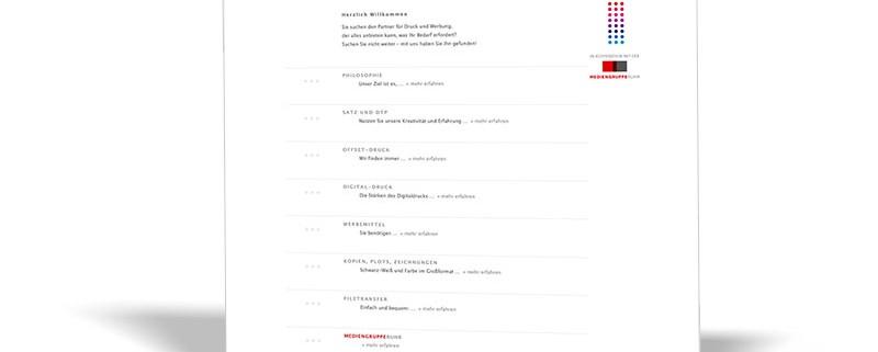 Website:Koffler DruckManagement GmbH