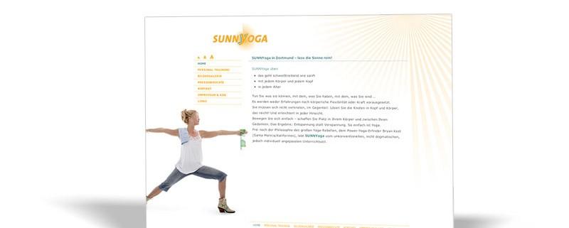Website:SunnYoga