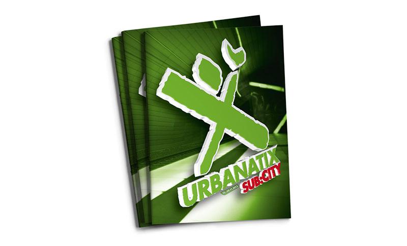 PROGRAMMHEFT: Urbanatix 2013