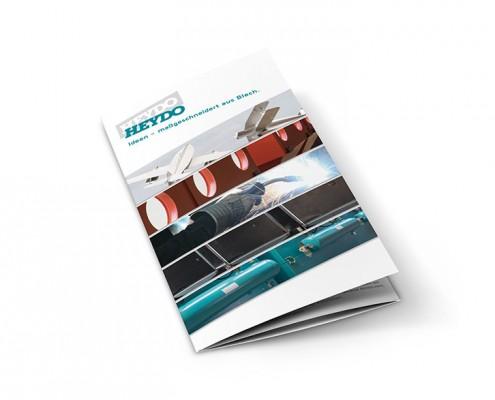 HEYDO – »Ideen – maßgeschneidert aus Blech«