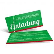 Therapiezentrum Kirchhörde – Einladungskarte