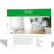 WEBSITE: Therapiezentrum Kirchhörde