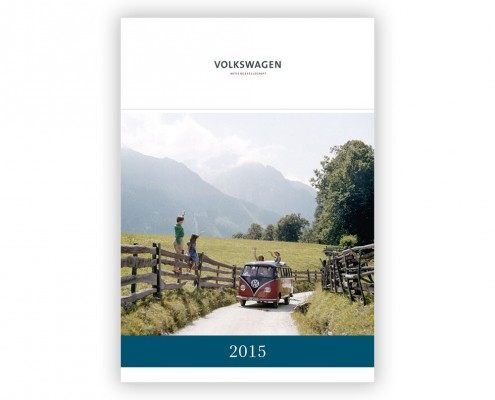 Volkswagen AG – Kalender 2015
