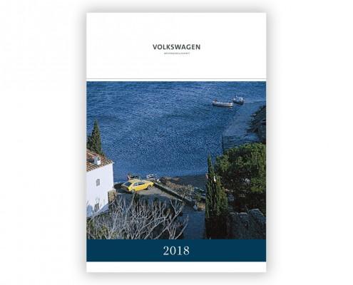 Volkswagen AG – Kalender 2018